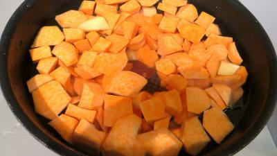 Beignets de patates douces - 4.1