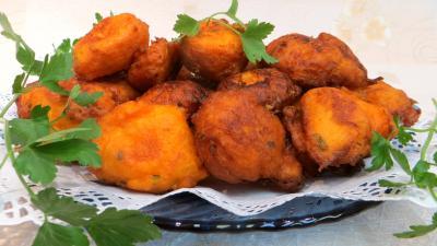 Beignets de patates douces - 12.1