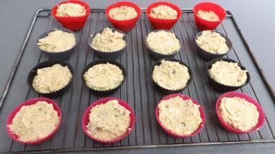 Cupcakes à la noix de coco - 5.1