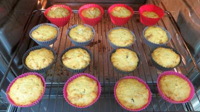Cupcakes à la noix de coco - 5.3