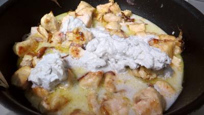 Blanquette de dinde au lait de coco - 5.1