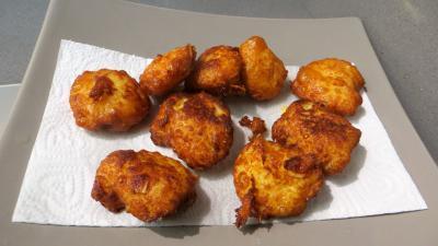 Beignets au fromage au Comté - 8.1