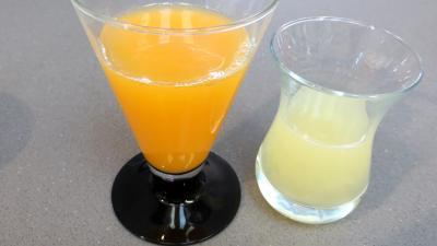 Petits cakes au citron et à l'orange - 2.2