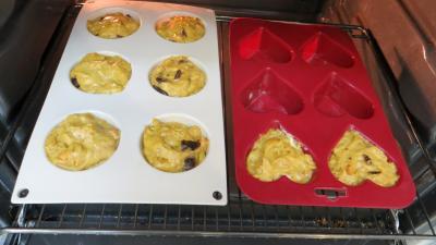 Petits cakes au citron et à l'orange - 5.2
