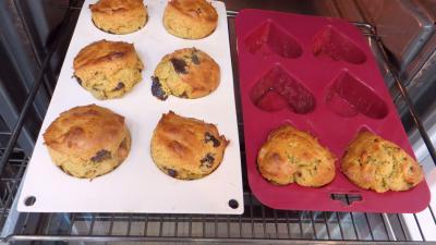 Petits cakes au citron et à l'orange - 6.4
