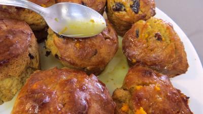 Petits cakes au citron et à l'orange - 7.2
