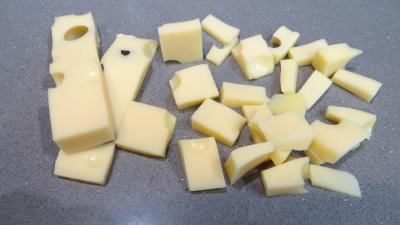 Clafoutis aux poireaux - 2.2