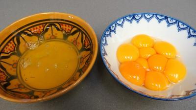Crèmes brûlées au sirop d'érable - 1.1