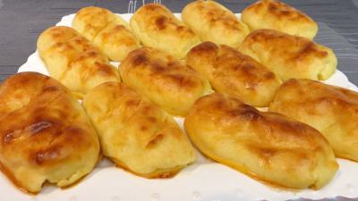 pomme de terre : Pommes de terre façon petits pains