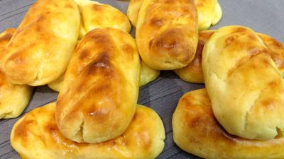 Recette Pommes de terre façon petits pains