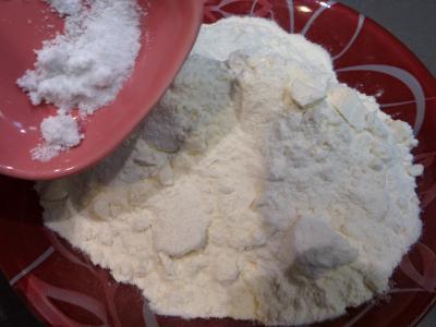 Gâteau aux pruneaux et noix de pécan - 3.3