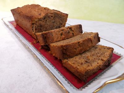 Recette Gâteau aux pruneaux et noix de pécan