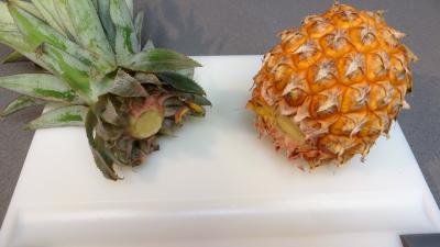 Ananas à la noix de coco - 2.1