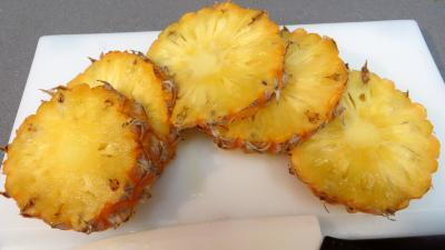 Ananas à la noix de coco - 2.3