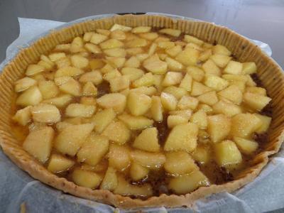 Tarte aux pommes aux épices - 6.1