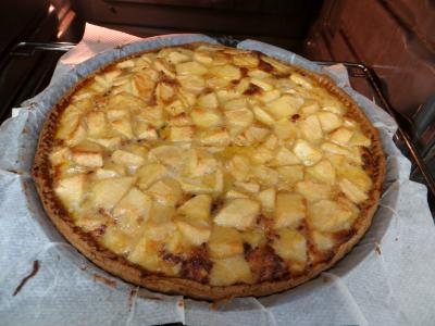 Tarte aux pommes aux épices - 7.1