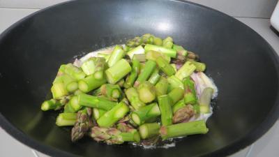 Crumble d'asperges à la mimolette - 4.1
