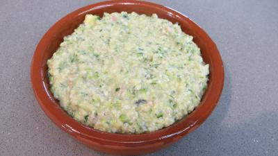 Courgette aux fromages - 5.2