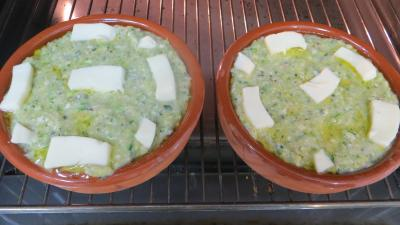 Courgette aux fromages - 5.4