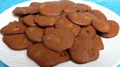 cointreau : Assiette de palets au cacao