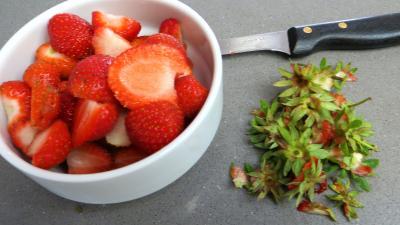 Verrines aux fruits rouges - 1.2