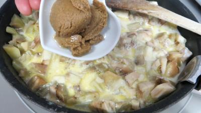 Aubergines au couscous - 3.4
