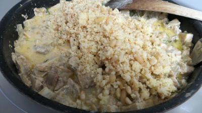 Aubergines au couscous - 5.2