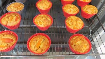 Muffins aux abricots - 5.1