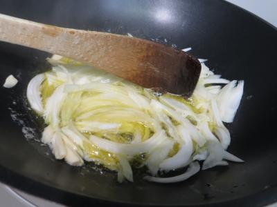 Haricots plats à la vénitienne - 3.3