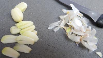 Blancs de poulet aux cacahuètes - 1.2