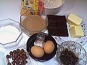 Ingrédients pour la recette : Cookies croustillants aux pépites de chocolat