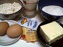 Ingrédients pour la recette : Gâteau facile