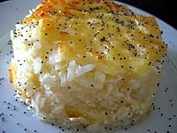Image : recette Gâteau de riz aux ananas