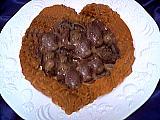 Image : recette Coeurs de canard au paprika