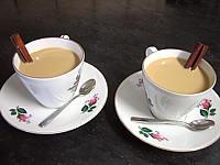 Image : Tasses de café au lait à la mexicaine