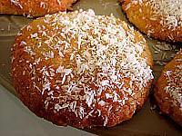 Image : Cookies à la noix de coco