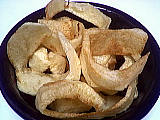 Recette Assiette de frites scoubidou