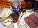 Ingrédients pour la recette : Endives aux carottes