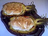 Ananas méringué