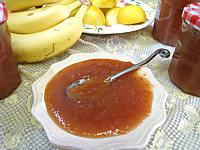 chutney au citron et aux fruits