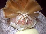 Recette Aumônière aux artichauts et sa sauce