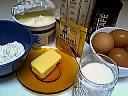 Ingrédients pour la recette : Crème au café