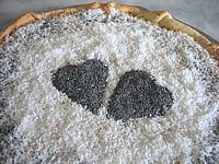 pâte sucrée : Clafoutis à la noix de coco