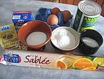 Ingrédients pour la recette : Clafoutis à la noix de coco