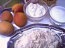 Ingrédients pour la recette : Flan aux abricots