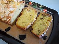 truffe : Tranches de cake au foie gras et sa sauce à la truffe