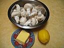 Ingrédients pour la recette : Fumet de champignons