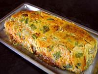 Sauce crème à la sarriette : Flan aux carottes et sa sauce crème à la sarriette