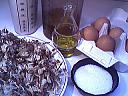 Ingrédients pour la recette : Glace aux beignets d'acacia