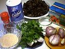 Ingrédients pour la recette : Cassolettes d'escargots